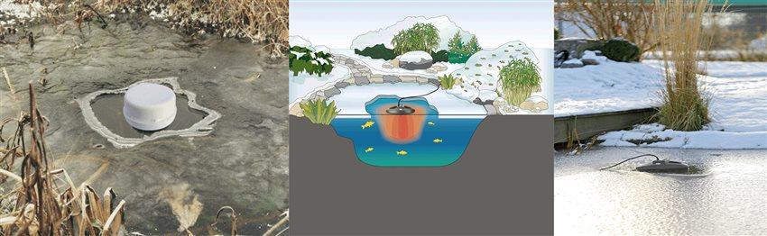 Zazimovanie jazierka